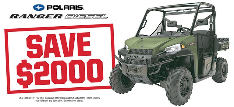 Ranger Diesel 1000