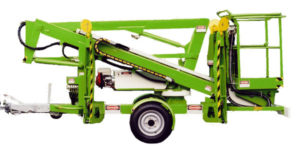 Nifty 120T Cherry Picker