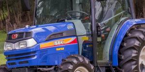 ISEKI TG Series Tractor