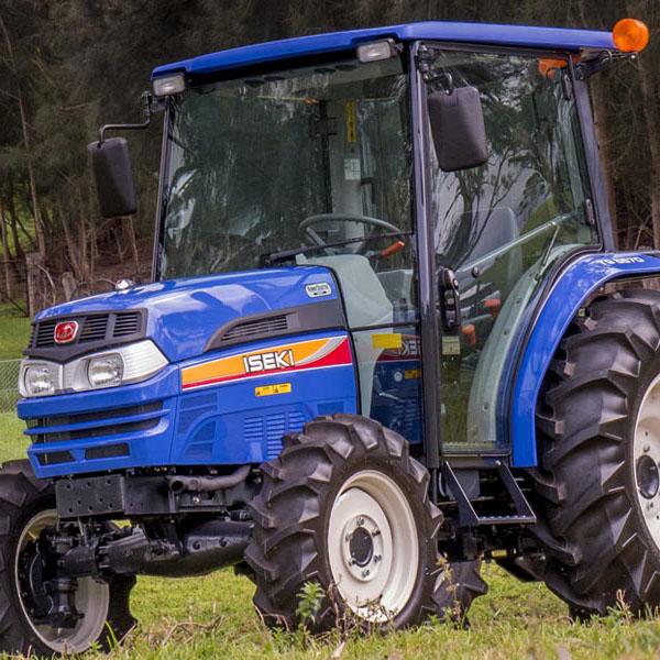 ISEKI TG6370 Cab Tractor