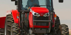 Massey Ferguson MF 4609 Cab Tractor