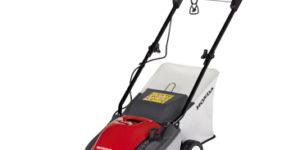 Honda HRE370 Walk Behind Lawnmower