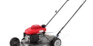 Honda HRS216K5 Walk Behind Side Chute Lawnmower