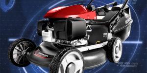 Honda Lawnmower Range