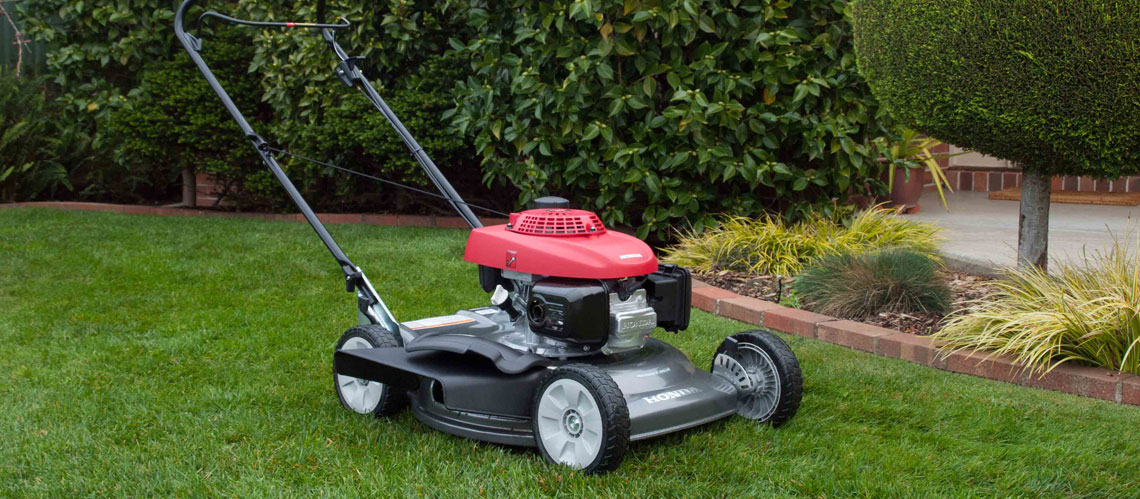 Honda_HRS216PDU Lawnmower