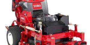 TORO Grandstand Zero Turn Lawn Mower