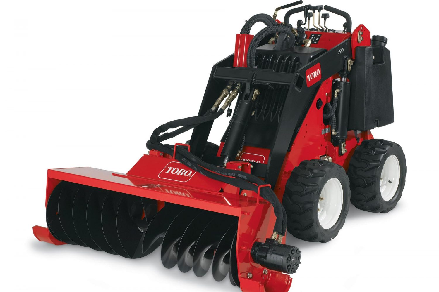TORO W323 COMPACT UTILITY LOADER
