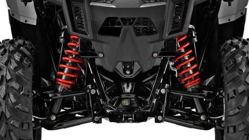 Ace-rear suspension